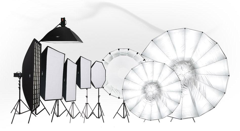 لوازم حرفه ای نورپردازی در عکاسیکاسه استاندارد (Standard Reflector)